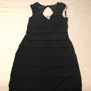 EnFocus studio dress black size 6